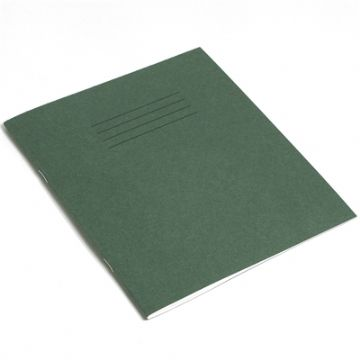 10 x HANDWRITING EXERCISE BOOKS A5 Green Cover Learn to Write Notebook 32 Page